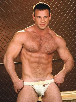 picture of muscular porn star Ricky Parks | hotmusclefucker.com