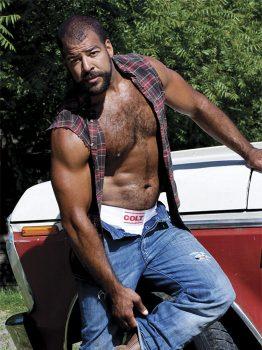 male muscle gay porn star Roman Wright | hotmusclefucker.com