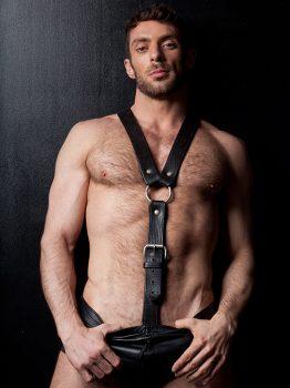 male muscle gay porn star Scott Carter | hotmusclefucker.com