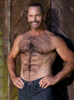 male muscle porn star: Tim Kelly, on hotmusclefucker.com