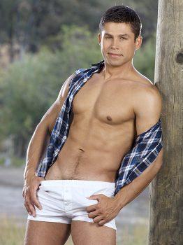 male muscle gay porn star Arthur Gordon | hotmusclefucker.com