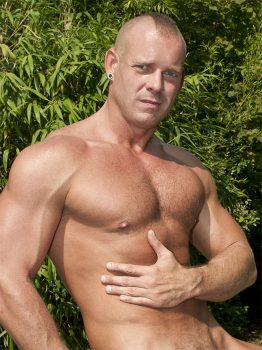 male muscle gay porn star Zsolt | hotmusclefucker.com