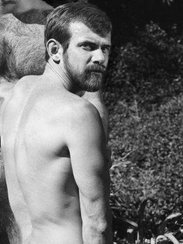 male muscle gay porn star Bob Randall | hotmusclefucker.com