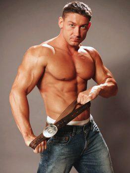male muscle gay porn star Gregory Nemov | hotmusclefucker.com