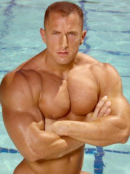 male muscle gay porn star Johnny Cruise | hotmusclefucker.com