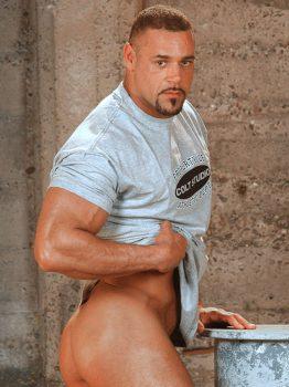 male muscle gay porn star Karim   hotmusclefucker.com
