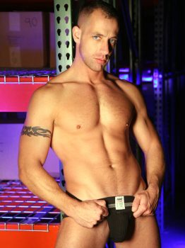 picture of muscular porn star Kyle Lewis | hotmusclefucker.com