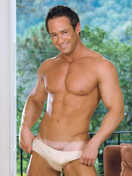 male muscle gay porn star Brian Hansen | hotmusclefucker.com