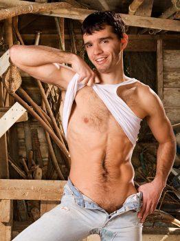 male muscle gay porn star Cole Ryan | hotmusclefucker.com