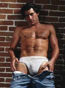 male muscle porn star: Beau Matthews, on hotmusclefucker.com