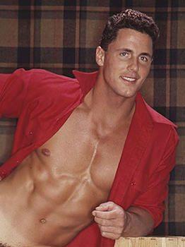 male muscle gay porn star Josh Dempsey | hotmusclefucker.com