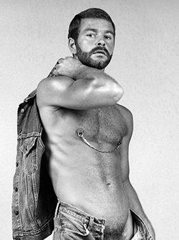male muscle gay porn star Mark Rutter | hotmusclefucker.com