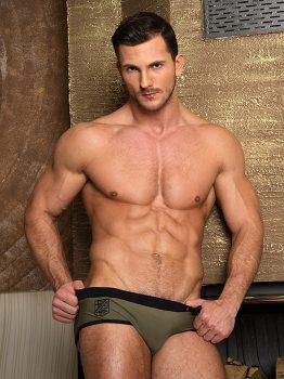 male muscle gay porn star Buck Santiago | hotmusclefucker.com