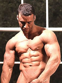 male muscle gay porn star Andy Klein | hotmusclefucker.com