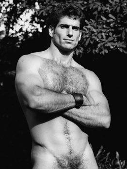 male muscle porn star: Angelo Korda, on hotmusclefucker.com