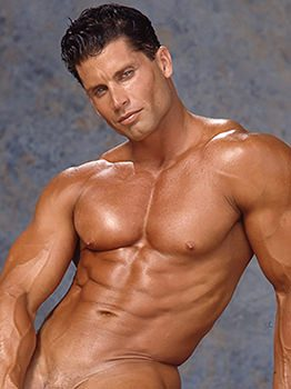 male muscle gay porn star Derek Kraus | hotmusclefucker.com