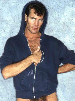male muscle porn star: Doug Craymer, on hotmusclefucker.com