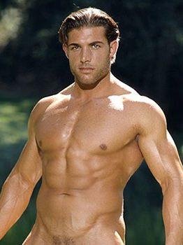 male muscle gay porn star Joe Reitano | hotmusclefucker.com
