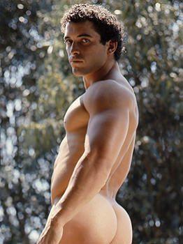 male muscle porn star: Ken Conroy, on hotmusclefucker.com