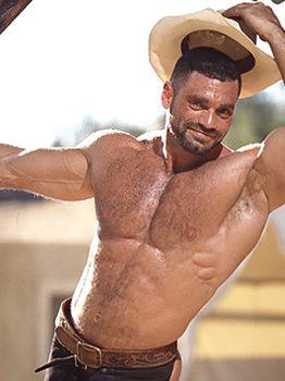 male muscle porn star: Mack Boudreau, on hotmusclefucker.com