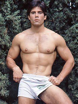 male muscle porn star: Nolan Schwab, on hotmusclefucker.com