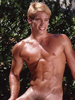 male muscle porn star: Randy Jansen, on hotmusclefucker.com