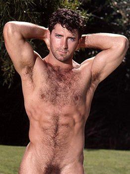 male muscle porn star: Rick Koch, on hotmusclefucker.com
