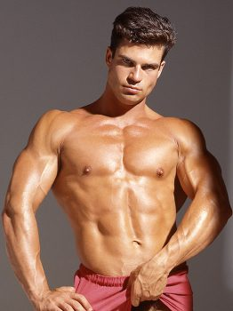 male muscle gay porn star Terry DeLong | hotmusclefucker.com