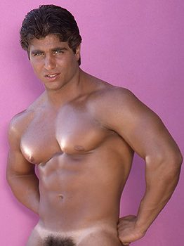 male muscle porn star: Vince Delaney, on hotmusclefucker.com