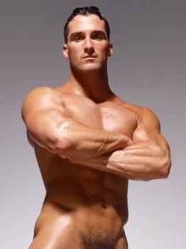 male muscle gay porn star John Antorino | hotmusclefucker.com
