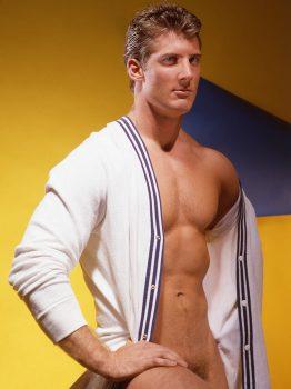 male muscle porn star: Juergen Beck, on hotmusclefucker.com