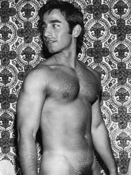 male muscle porn star: Barry Becker, on hotmusclefucker.com