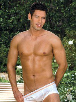 male muscle porn star: Hugo Alexander, on hotmusclefucker.com