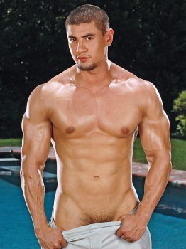 male muscle gay porn star Jason Crystal | hotmusclefucker.com