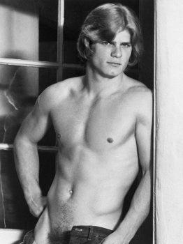 male muscle porn star: Barney Keene, on hotmusclefucker.com