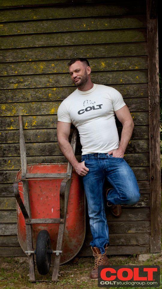 Colt studio man country