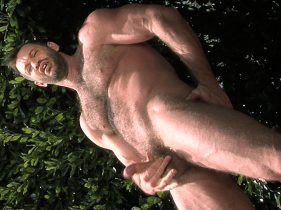 gay muscle porn clip: SUN STROKED - Aaron Cage, on hotmusclefucker.com