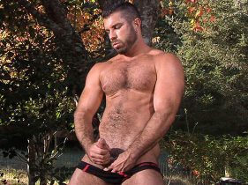 gay muscle porn clip: BRUISERS - Damien Stone, on hotmusclefucker.com