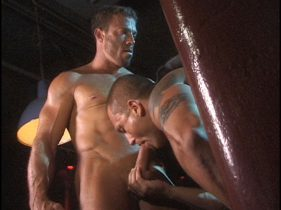 Jake Andrews & Cannon in COUPLES II: MORE COLT MEN ON THE MAKE | hotmusclefucker.com