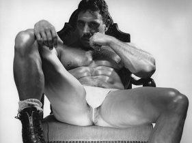 gay muscle porn clip: Flex Appeal - Ed Dinakos - Ed Dinakos, on hotmusclefucker.com