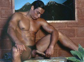gay muscle porn clip: MASTERSTROKES - Alex Villaboas, on hotmusclefucker.com
